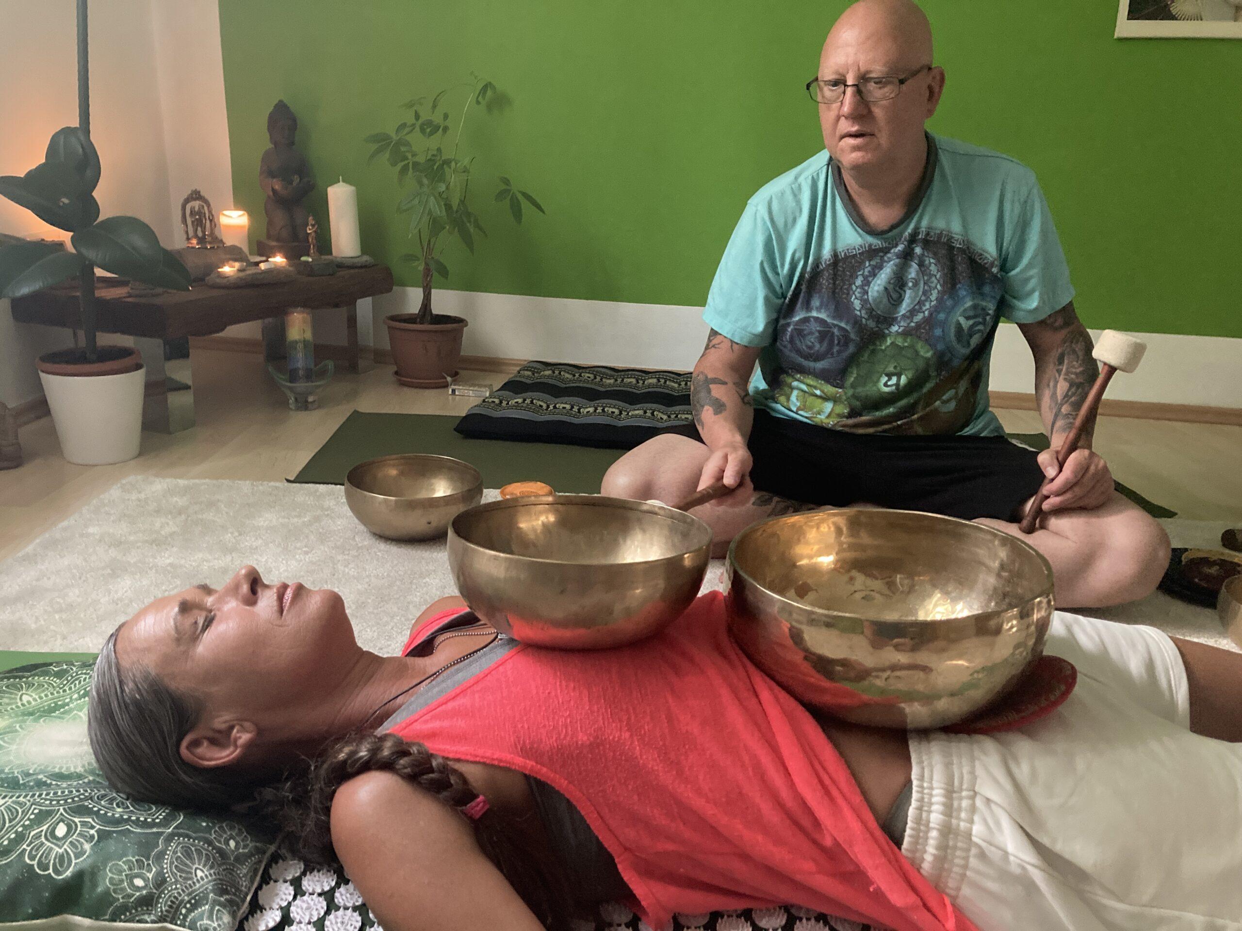 ShaktiMat Klangreise Yoga Nidra